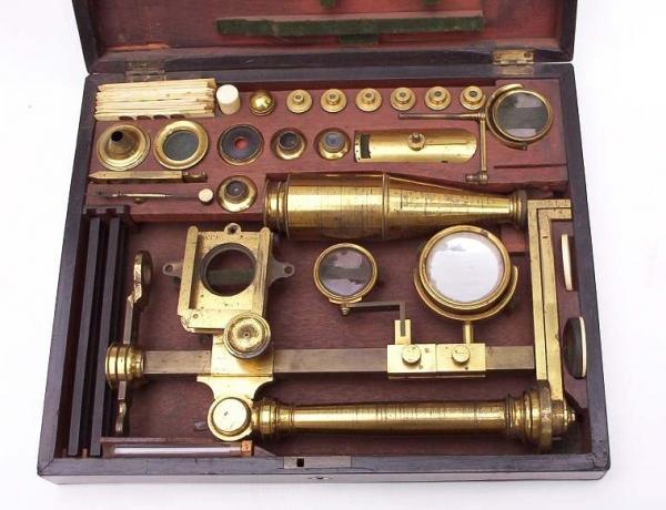 Микроскопы. Часть последняя. (Фото 25)