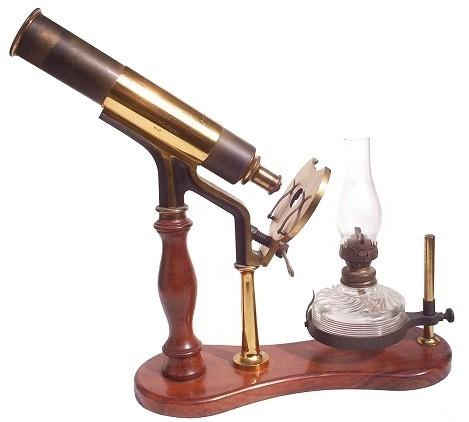 Микроскопы. Часть последняя.