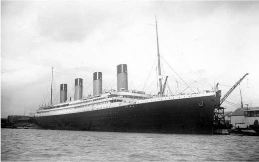 """Фотолетопись строительства """"Титаника"""". (Фото 26)"""
