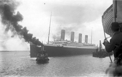 """Фотолетопись строительства """"Титаника"""". (Фото 31)"""