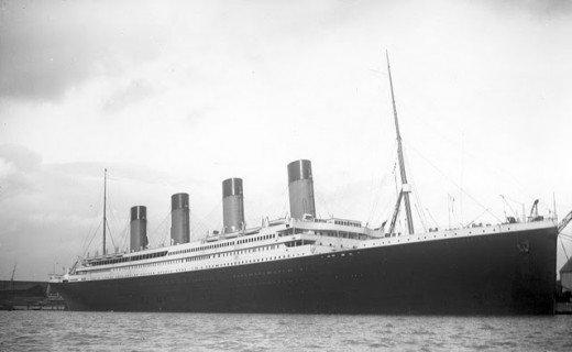"""Фотолетопись строительства """"Титаника"""". (Фото 29)"""