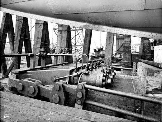 """Фотолетопись строительства """"Титаника"""". (Фото 11)"""