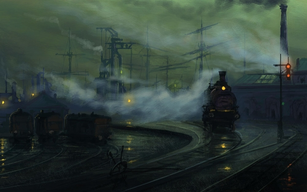 Стим-арт от Adam Tredowski ; Raphael Lacoste (Фото 20)