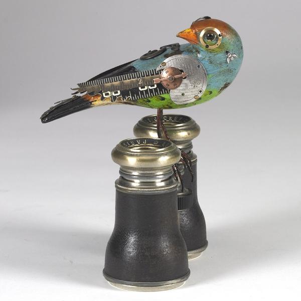 Джим Мулланни (Jim Mullani) и его птицы ... и не только . (Фото 5)