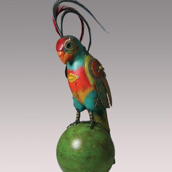 Джим Мулланни (Jim Mullani) и его птицы ... и не только . (Фото 2)