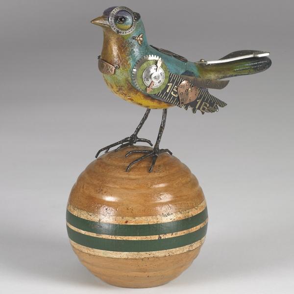 Джим Мулланни (Jim Mullani) и его птицы ... и не только . (Фото 3)