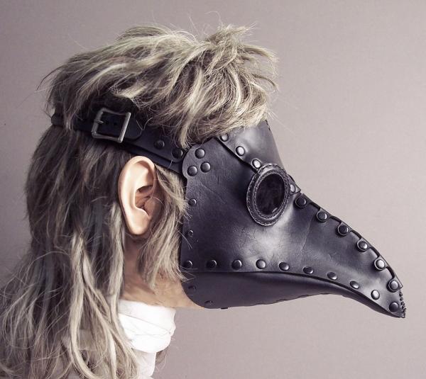 Tom Banwell маски на каждый день :) (Фото 20)