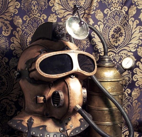 Tom Banwell маски на каждый день :) (Фото 22)