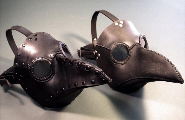 Tom Banwell маски на каждый день :) (Фото 21)