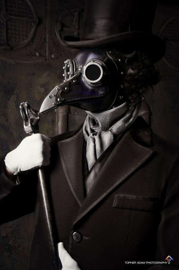 Tom Banwell маски на каждый день :)