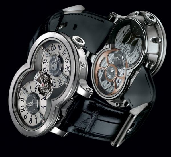 Maximilian Büsser и его часы . (Фото 22)