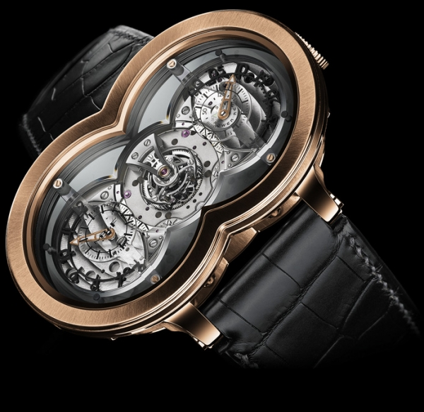 Maximilian Büsser и его часы . (Фото 21)