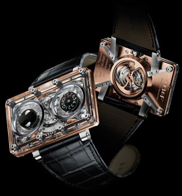 Maximilian Büsser и его часы . (Фото 17)