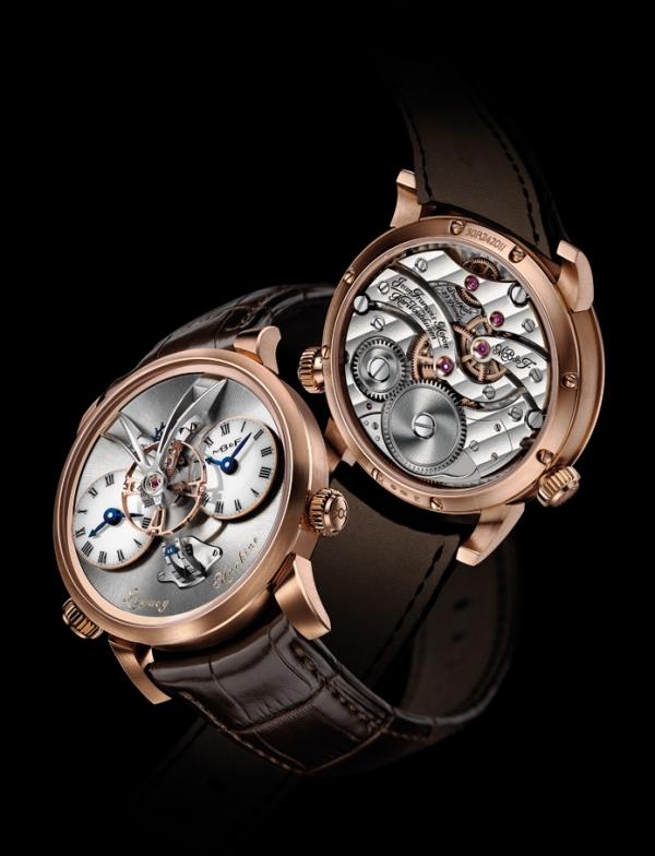 Maximilian Büsser и его часы . (Фото 6)
