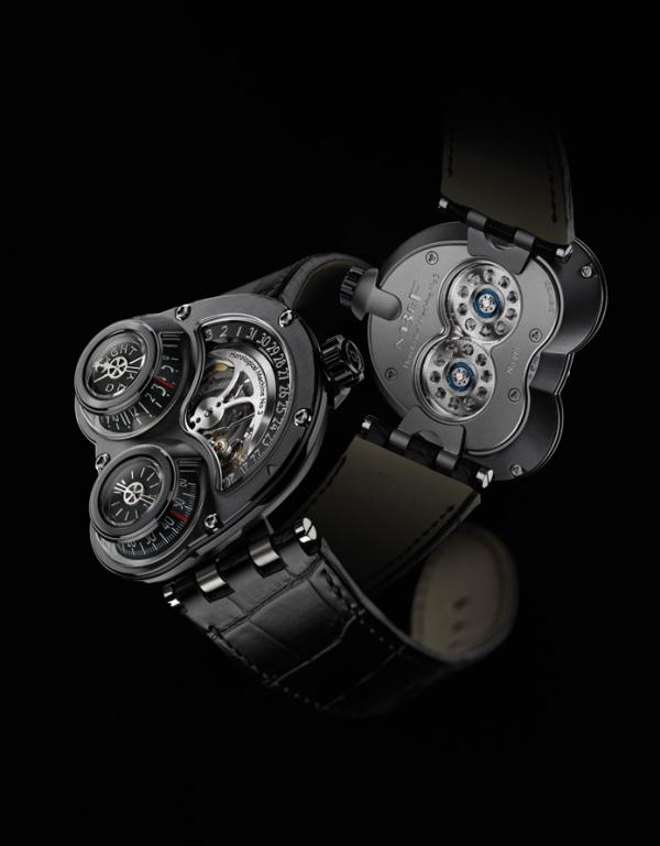 Maximilian Büsser и его часы . (Фото 12)