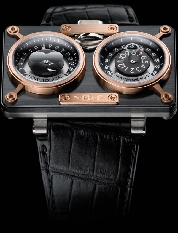 Maximilian Büsser и его часы . (Фото 16)