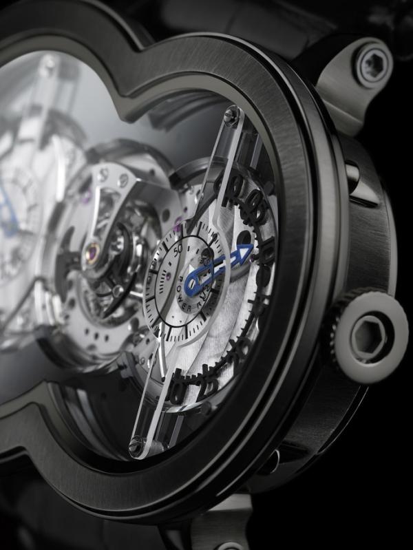 Maximilian Büsser и его часы . (Фото 20)
