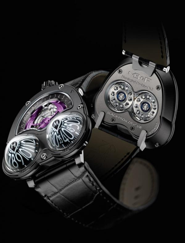 Maximilian Büsser и его часы . (Фото 10)