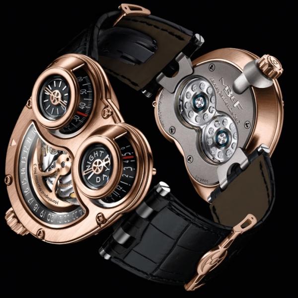 Maximilian Büsser и его часы . (Фото 13)