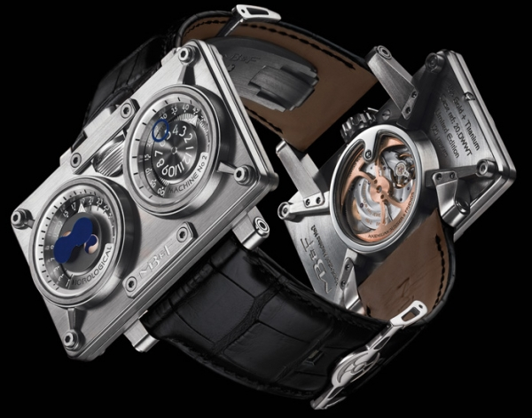 Maximilian Büsser и его часы . (Фото 18)