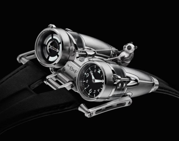 Maximilian Büsser и его часы . (Фото 31)