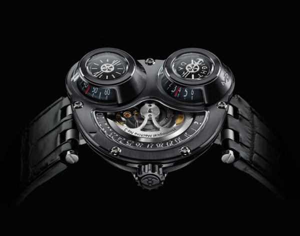 Maximilian Büsser и его часы . (Фото 14)