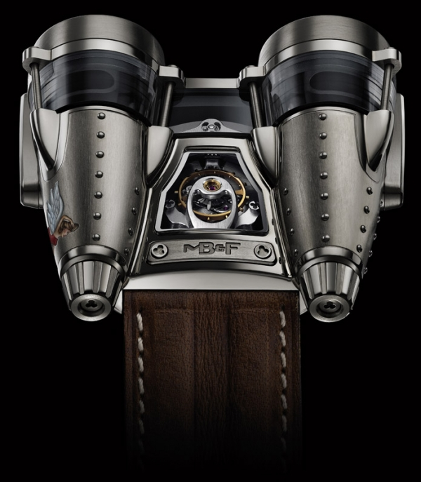 Maximilian Büsser и его часы . (Фото 3)