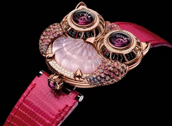 Maximilian Büsser и его часы . (Фото 36)