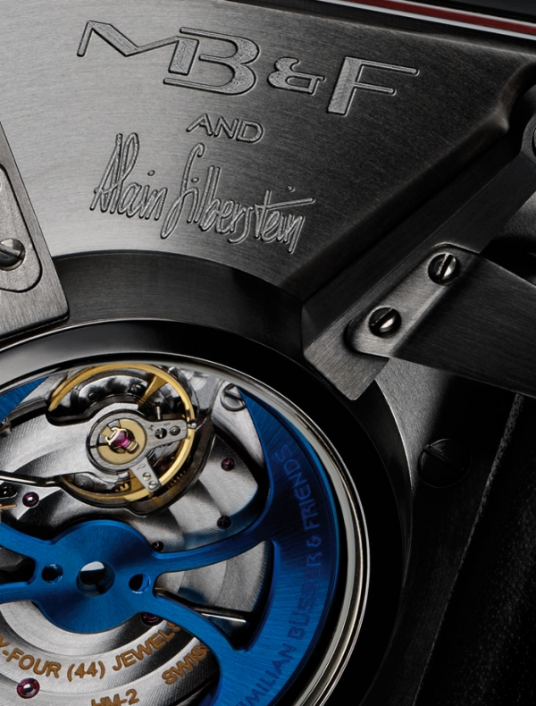 Maximilian Büsser и его часы . (Фото 26)