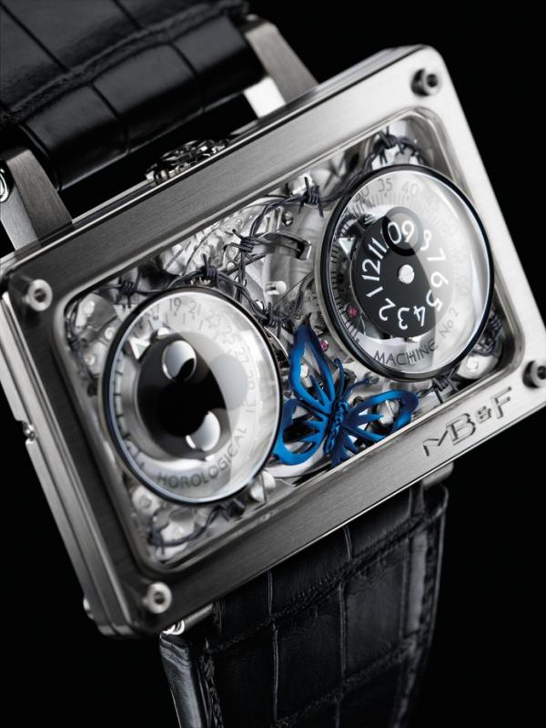 Maximilian Büsser и его часы . (Фото 28)