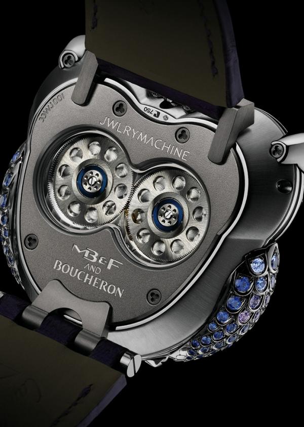 Maximilian Büsser и его часы . (Фото 34)