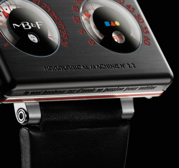 Maximilian Büsser и его часы . (Фото 25)