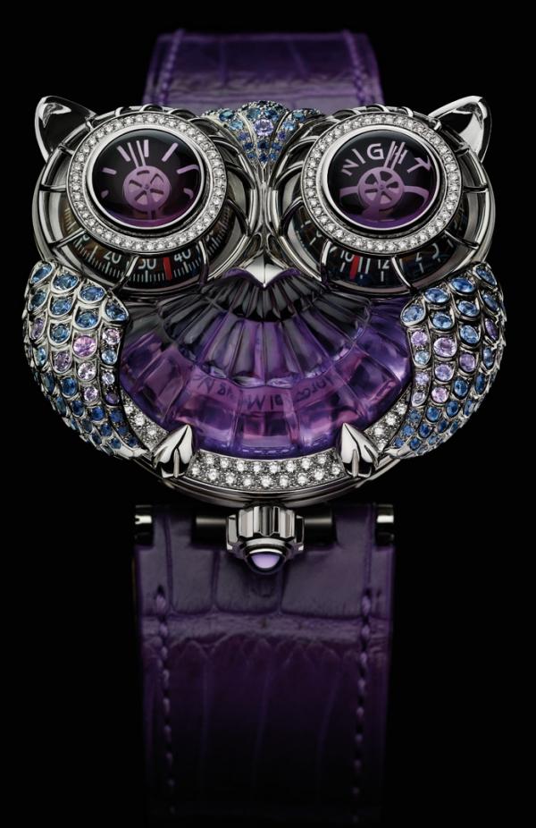 Maximilian Büsser и его часы . (Фото 35)