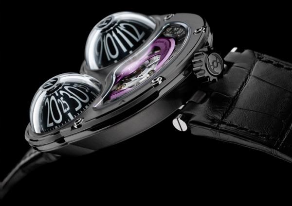 Maximilian Büsser и его часы . (Фото 11)
