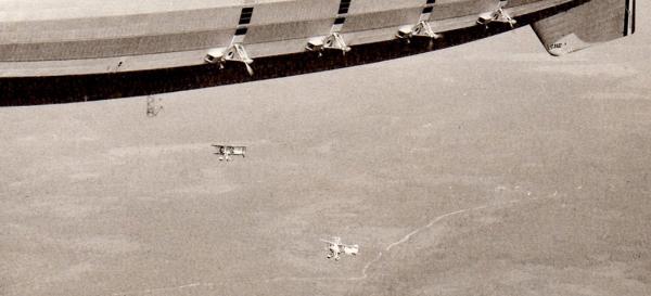 Цеппелины - от проекта до ... (Фото 23)