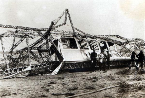 Цеппелины - от проекта до ... (Фото 43)