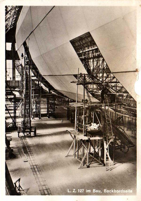 Цеппелины - от проекта до ... (Фото 15)