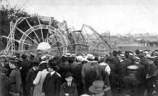Цеппелины - от проекта до ... (Фото 41)