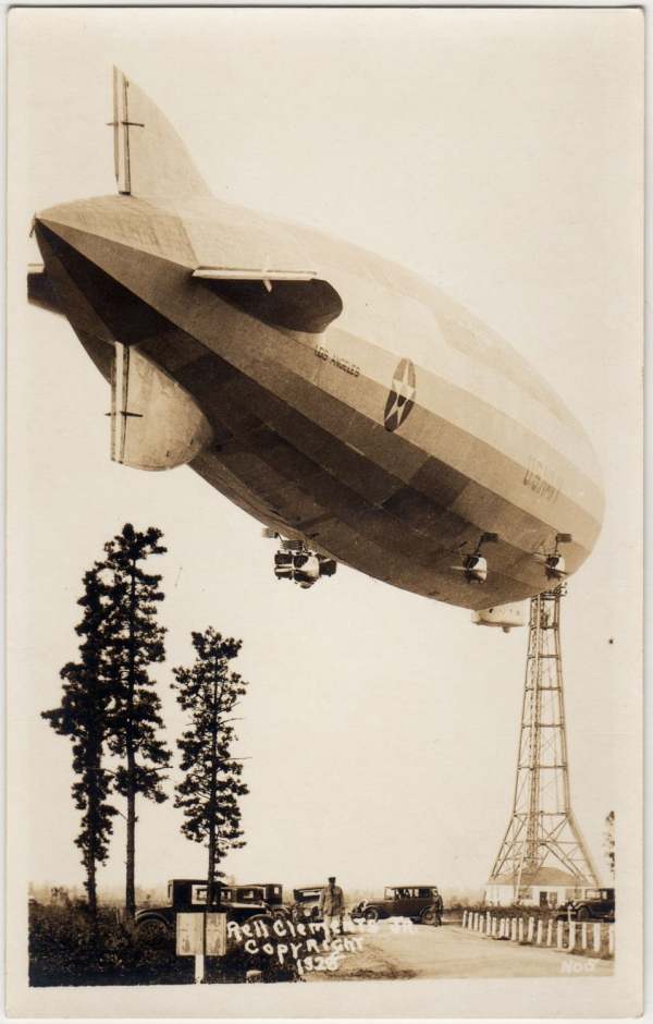 Цеппелины - от проекта до ... (Фото 38)