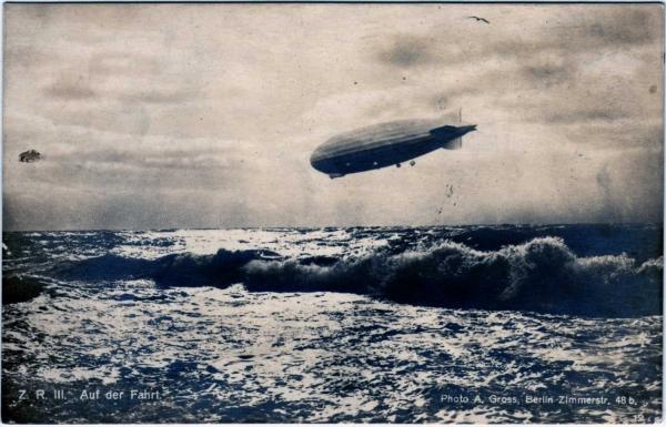 Цеппелины - от проекта до ... (Фото 8)