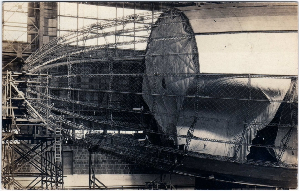 Цеппелины - от проекта до ... (Фото 13)