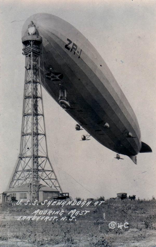 Цеппелины - от проекта до ... (Фото 36)