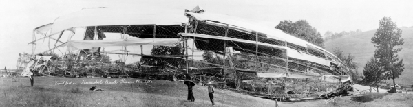 Цеппелины - от проекта до ... (Фото 42)