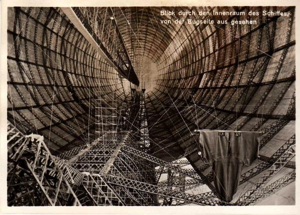Цеппелины - от проекта до ... (Фото 14)