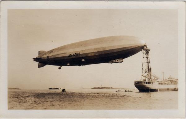 Цеппелины - от проекта до ... (Фото 39)
