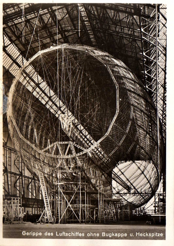 Цеппелины - от проекта до ... (Фото 16)