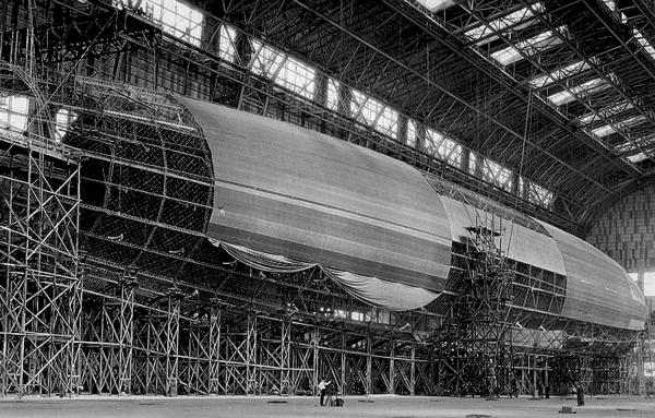 Цеппелины - от проекта до ... (Фото 12)