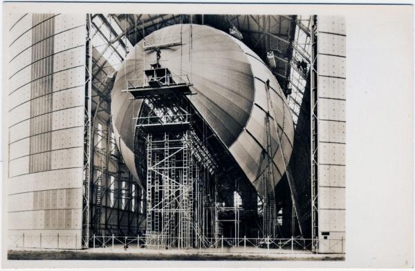 """Hindenburg (LZ-129) Часть 1 - """"политическая"""". (Фото 5)"""