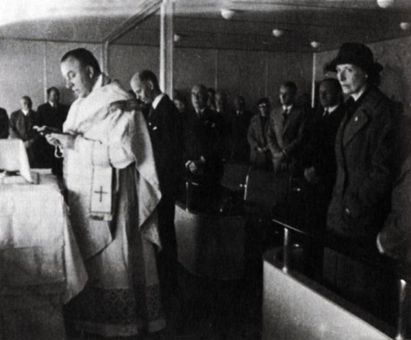 """Hindenburg (LZ-129) Часть 1 - """"политическая"""". (Фото 18)"""