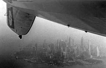 """Hindenburg (LZ-129) Часть 1 - """"политическая"""". (Фото 15)"""